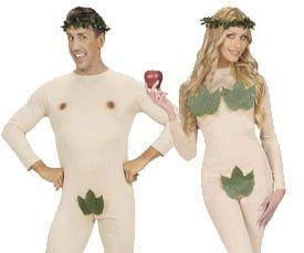 Adam & Eva kostuum
