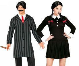 Addams Family kostuum