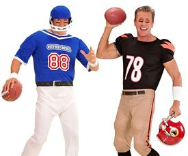 American football carnaval