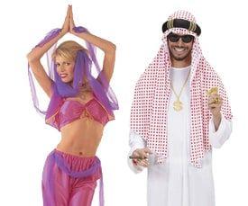 Arabieren, Sultans & Sjeiks