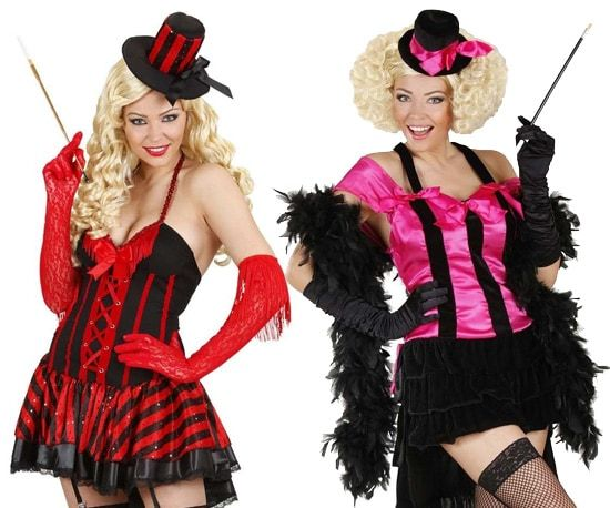 Burlesque outfits
