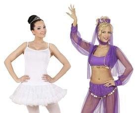 Danseres kleding