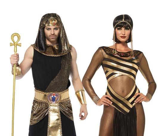 Egyptisch kostuum