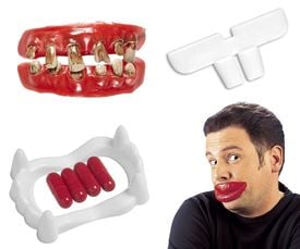 Gebitten, Tanden & Lippen