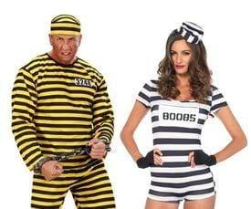 Gevangene kostuum