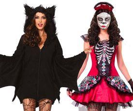 Halloween kostuum vrouw