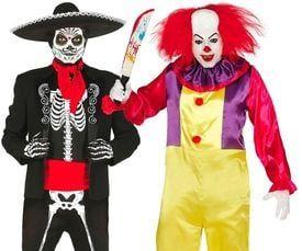 Halloween kostuum heren