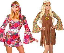 Hippie jurk