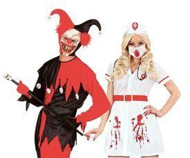 Horror kostuum