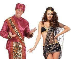 Indiers, Maharadja & Bollywood