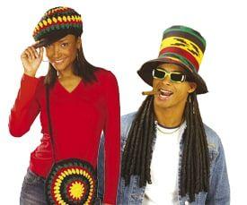 Reggae & Rasta Kleding