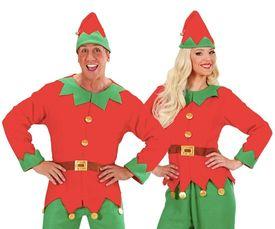 Kerstelf kostuum