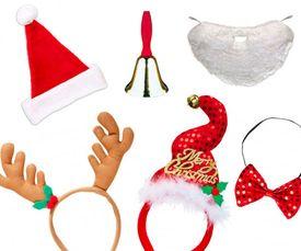 Kerstmis accessoires