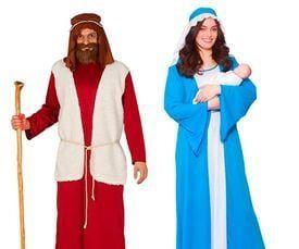 Kerststal kostuum