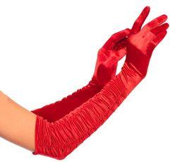 Lange handschoenen