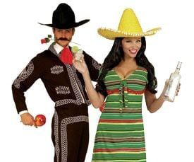 Mexicaanse outfit