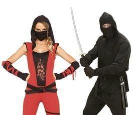 Ninja & samurai kleding