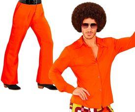 Oranje kledingstukken