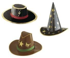 Papier hoeden