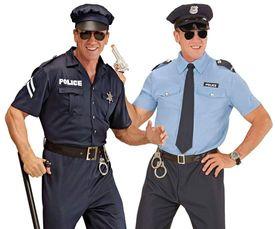 Politie kostuum heren