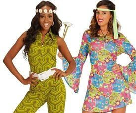 Retro kleding dames