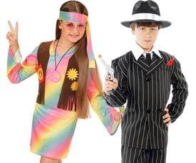 Retro kleding kinderen