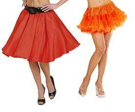 Rokken, Tutu's, Petticoats & Kilten