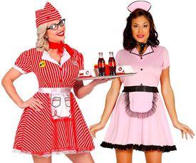 Serveerster kostuum