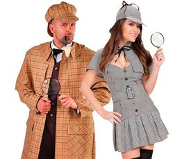 Sherlock holmes outfit