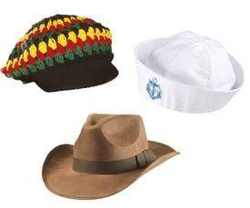 Stoffen hoeden
