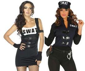 Swat carnaval dames