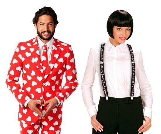 Valentijnsdag kleding