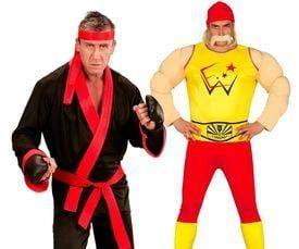 Vechtsport kostuums