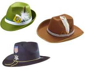 Vilt hoeden