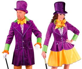 Willy Wonka outfit