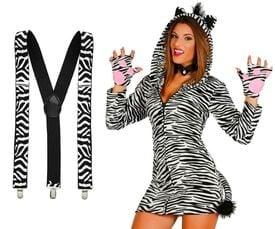 Zebraprint kleding