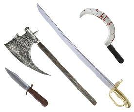 Nep zwaarden & dolken