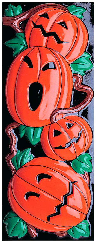 3D pompoen halloween versiering