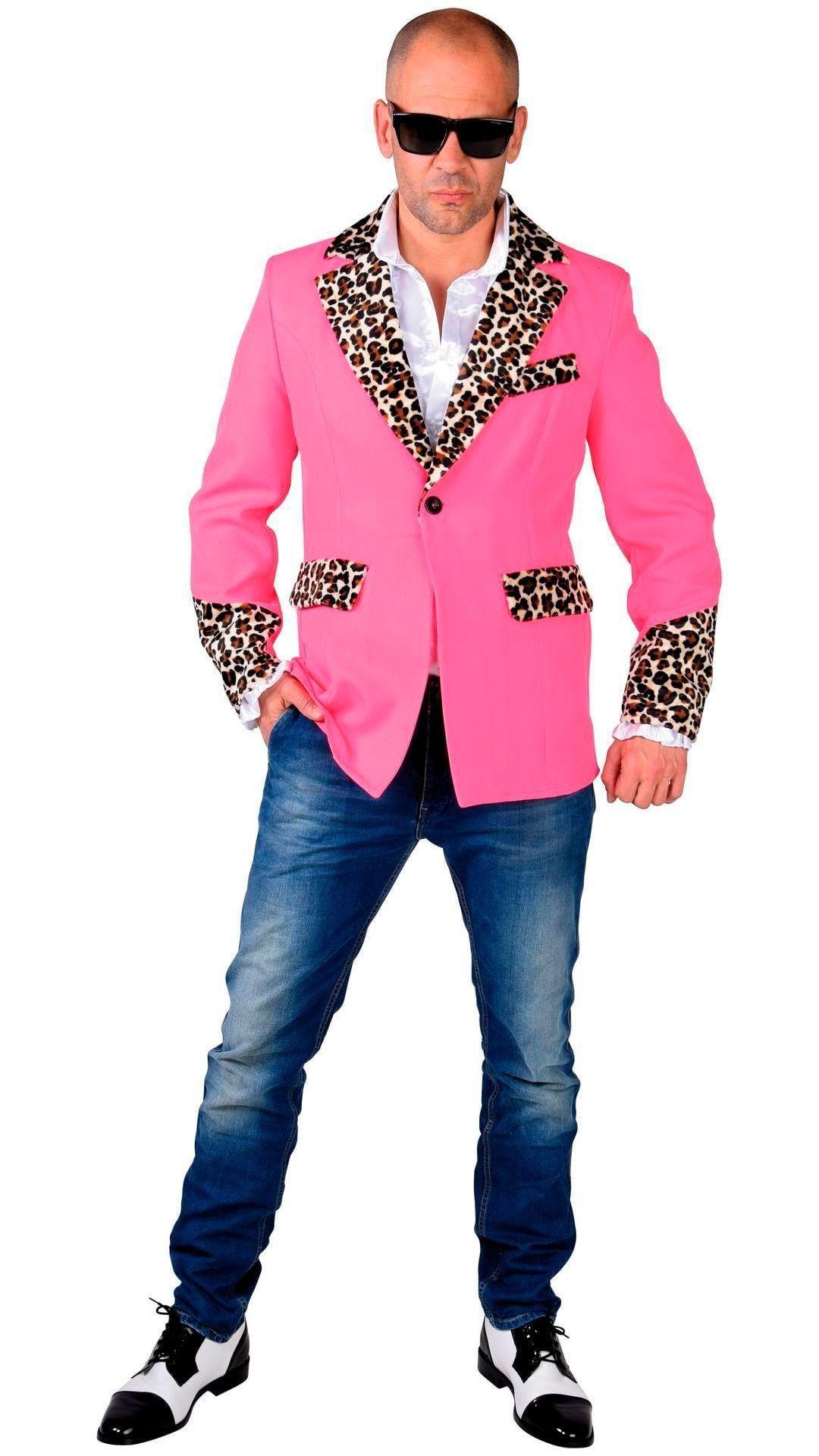 50s roze panter colbert