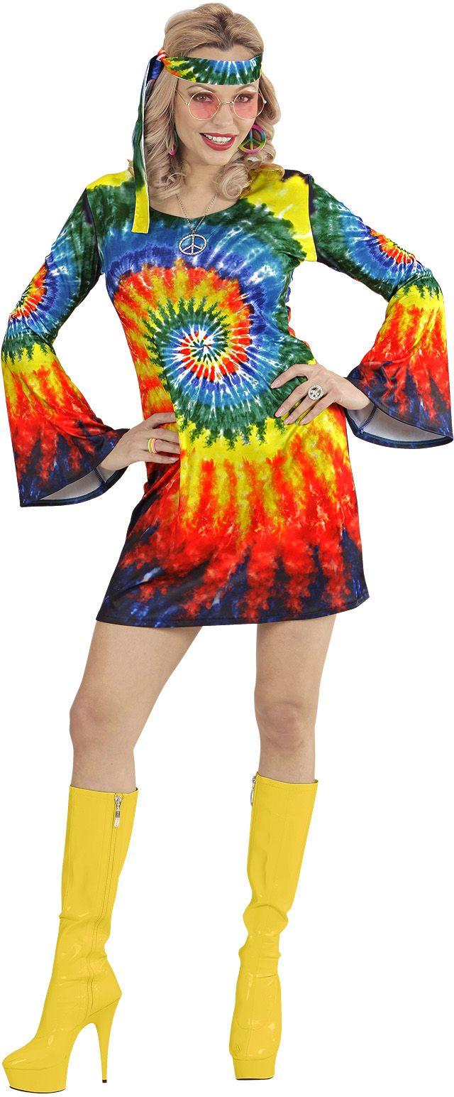 60s hippie jurk
