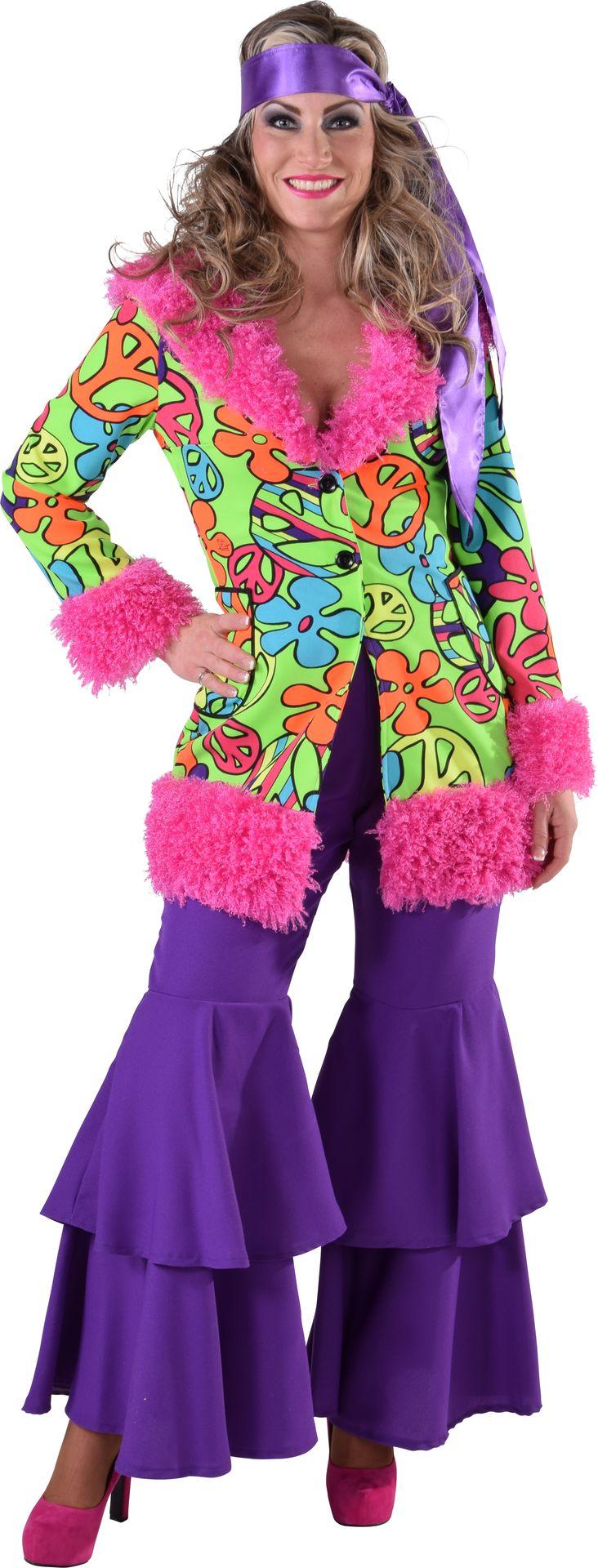 60s mantel hippies vrouwen