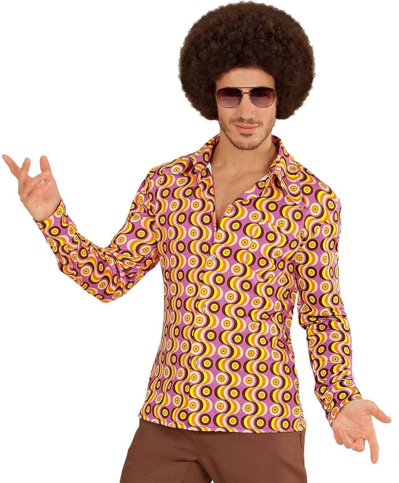 70s groovy shirt