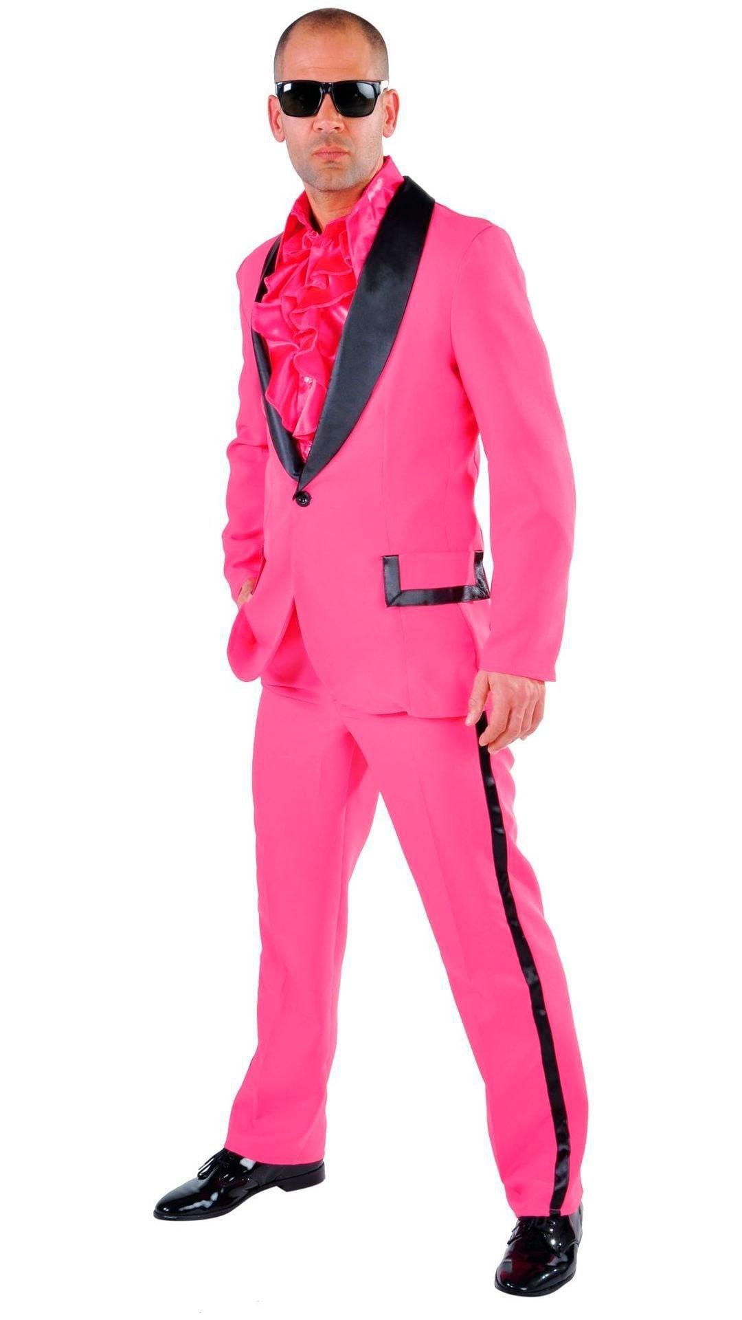 70s maatpak roze
