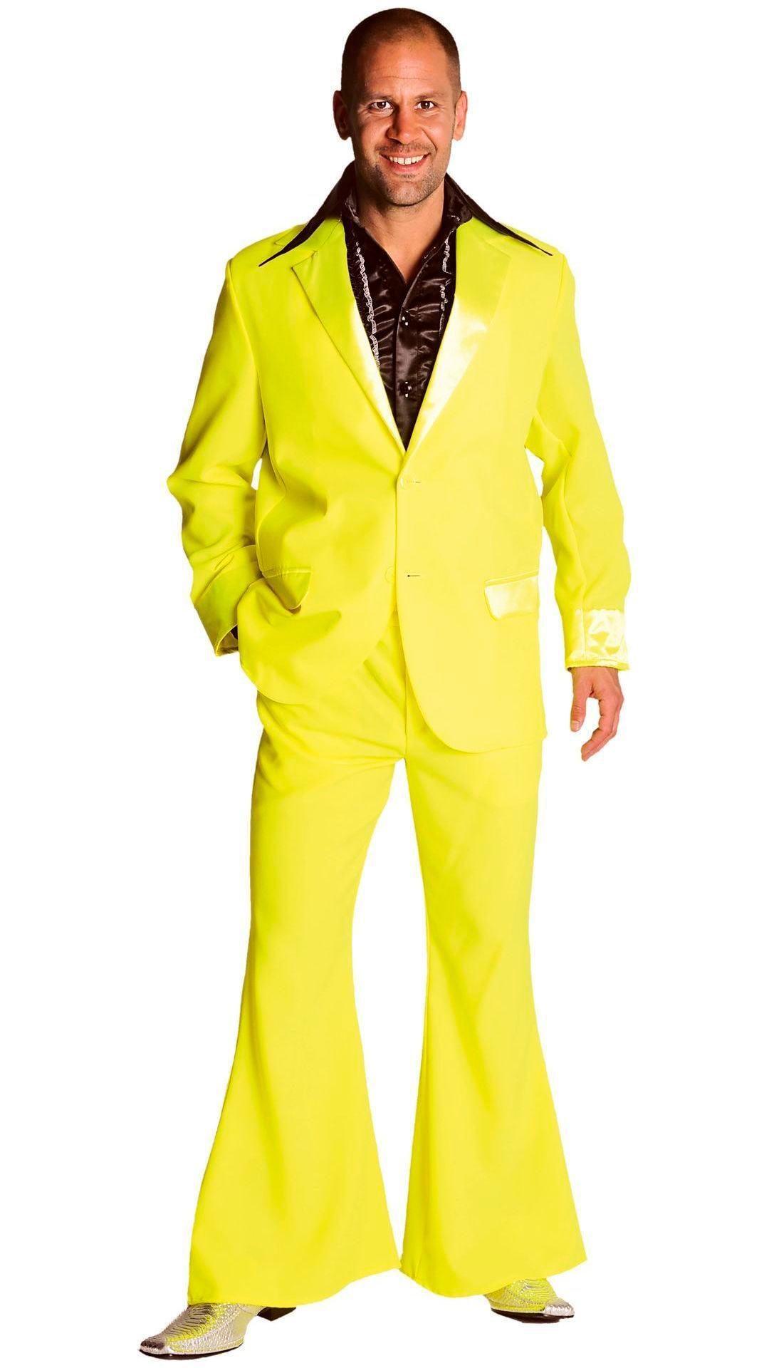 70s pak geel
