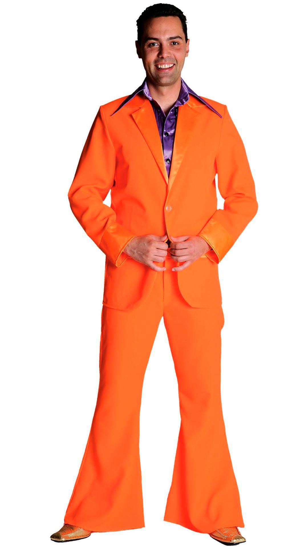 70s pak oranje