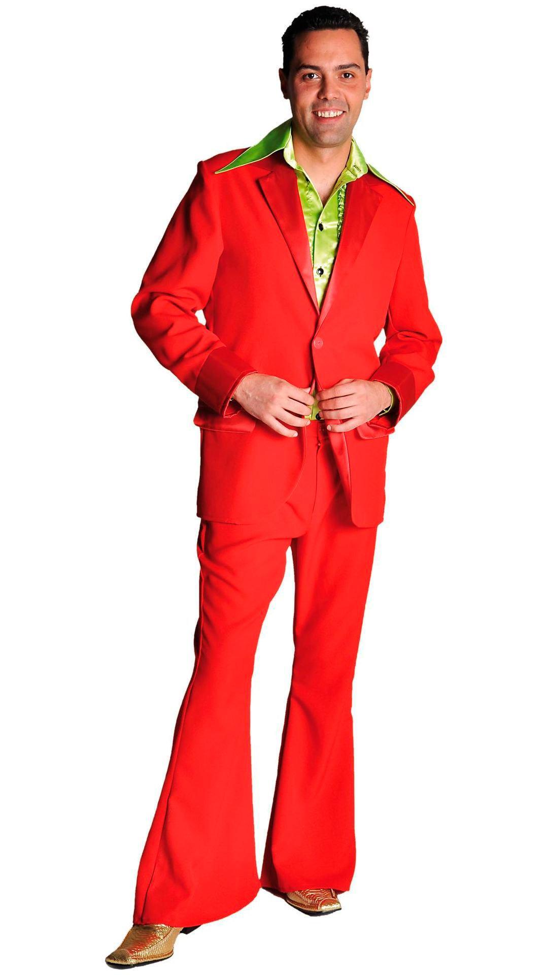 70s pak rood