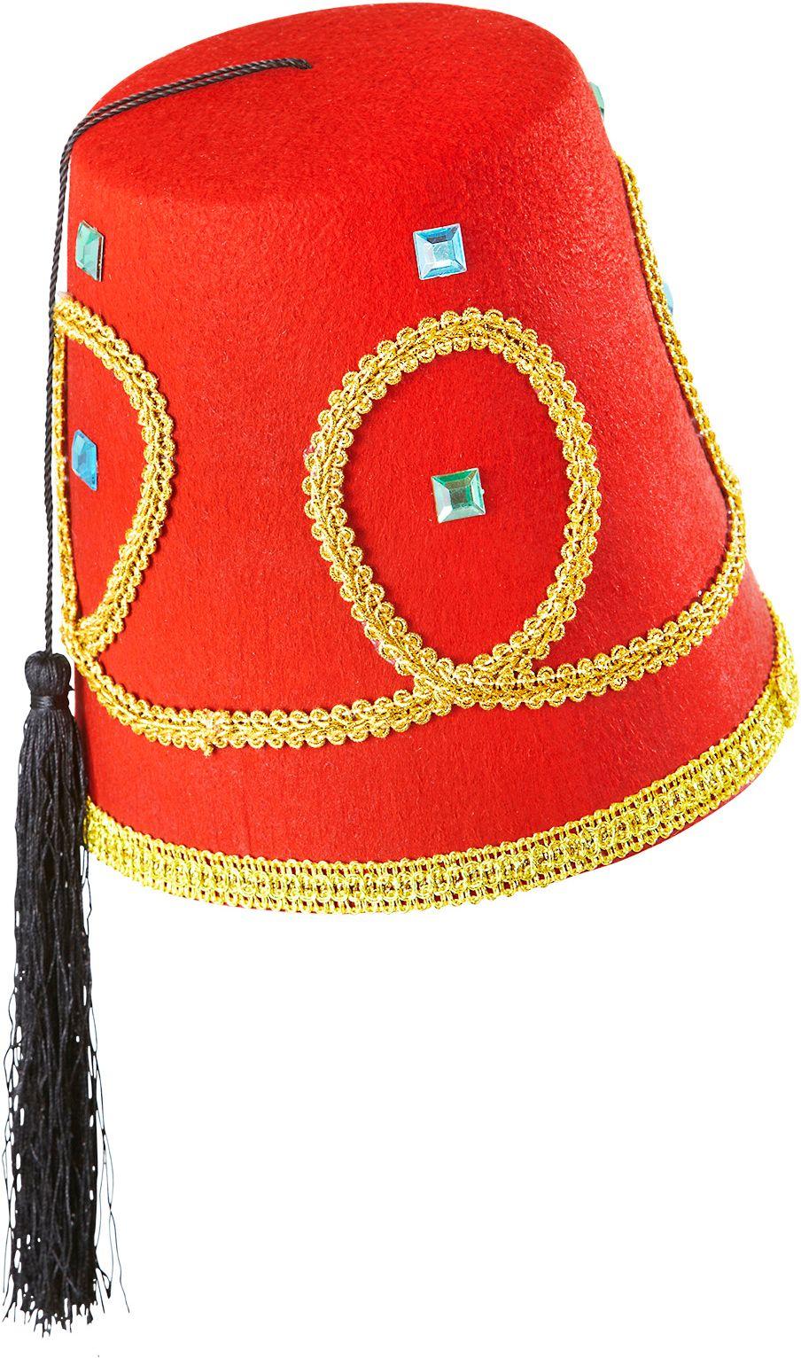 Aladdin fez hoed
