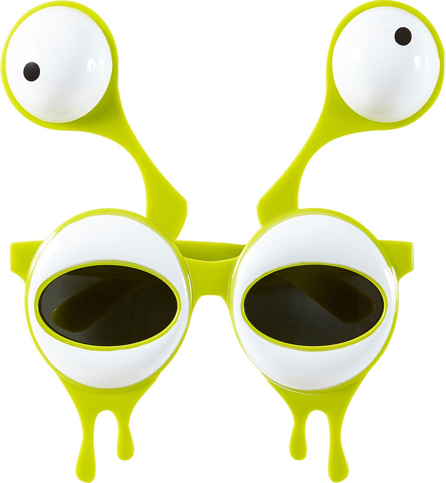 Alien bril groen