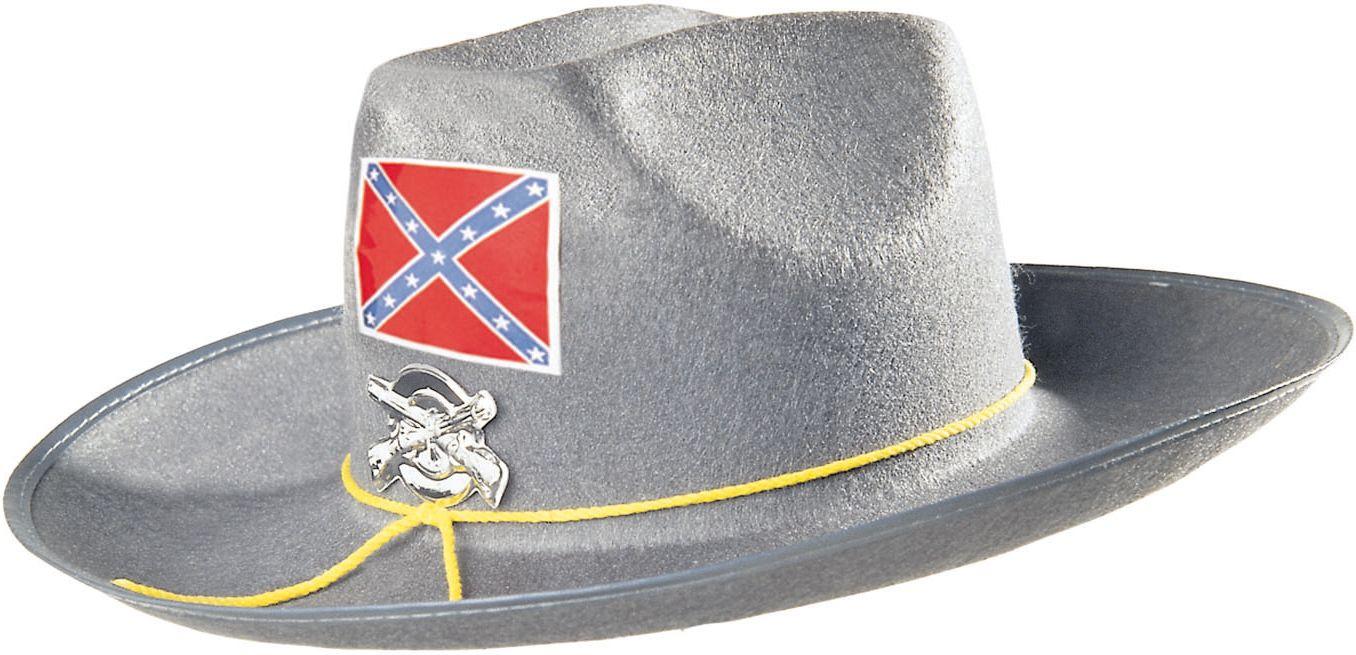 Amerikaanse confederatie pet