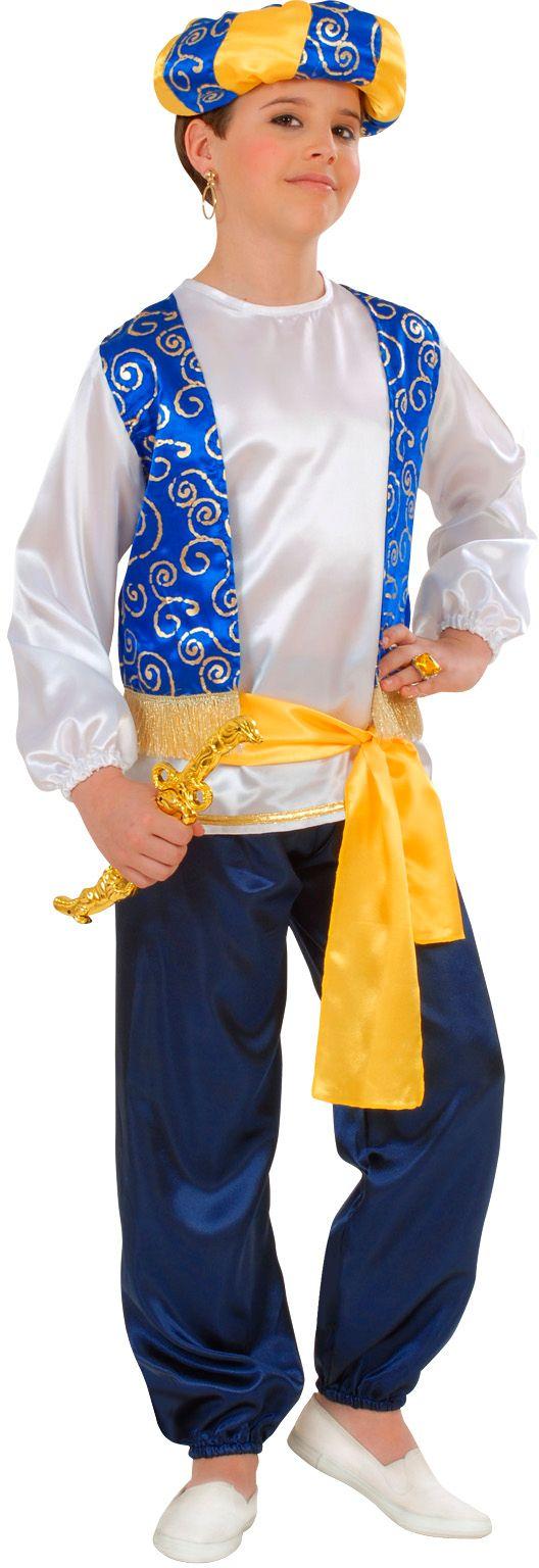 Arabische prins kind